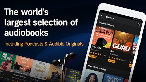 Audible – Buku Audio oleh Amazon screenshot 1