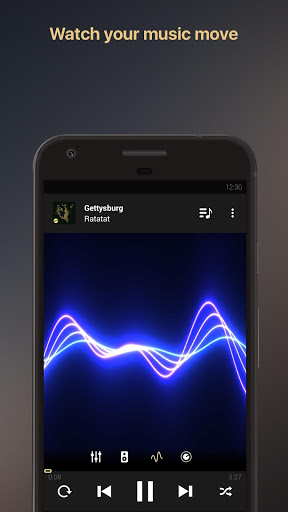Equalizer music player booster screenshot 3