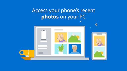 Your Phone Companion - Link to Windows 5 تصوير الشاشة