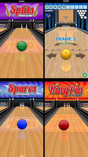 Strike! Ten Pin Bowling 8 تصوير الشاشة