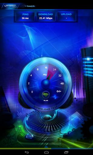 Internet Speed Test 11 تصوير الشاشة