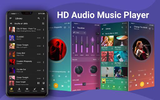 Music Player - MP3 Player & Audio Player screenshot 8