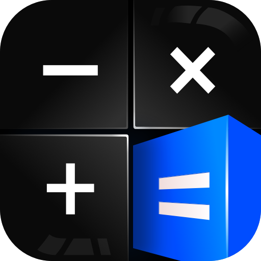 Calculator Lock – Video Lock & Photo Vault – HideX icon