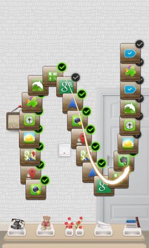 Dreamhouse Next Launcher Theme 2 تصوير الشاشة