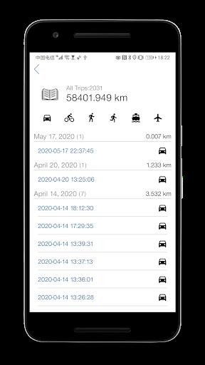 Digital Dashboard GPS screenshot 6