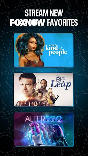 FOX NOW: Watch Live & On Demand TV & Stream Sports screenshot 2