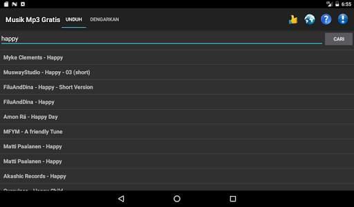 Musik Mp3 Gratis screenshot 8
