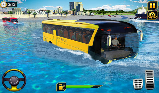 River Coach Bus Simulator Game screenshot 8