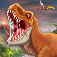 DINO WORLD - Jurassic dinosaur game on APKTom