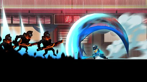 Cyber Fighters: League of Cyberpunk Stickman 2077 screenshot 8