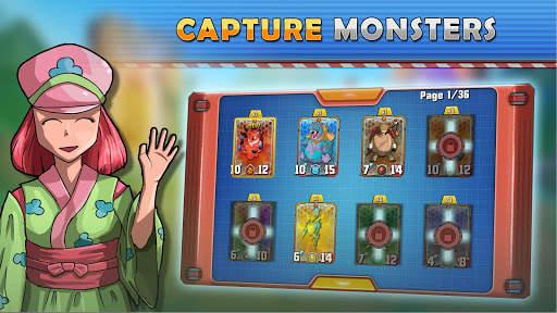 Monster Battles: TCG - Card Duel Game screenshot 3