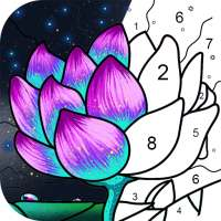 Paint By Number - Coloring Book & Color by Number on 9Apps