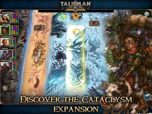Talisman screenshot 10