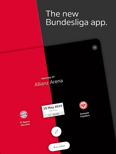 BUNDESLIGA - Official App 9 تصوير الشاشة