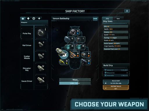 VEGA Conflict 4 تصوير الشاشة