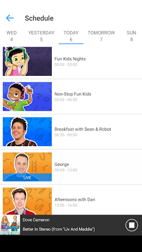 Fun Kids Radio screenshot 8