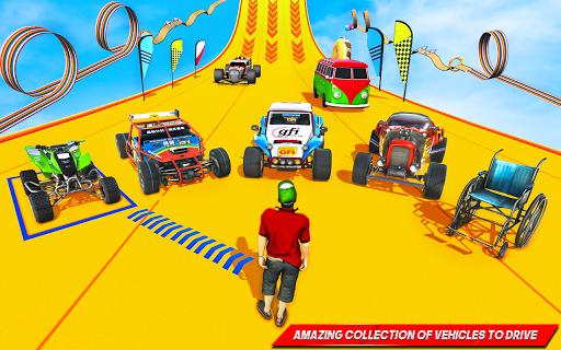 Ramp Car Stunts Racing: Mega Ramp Car Games 2020 screenshot 1