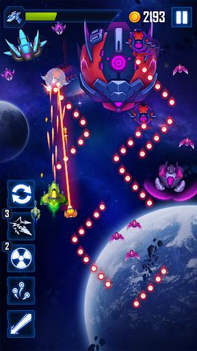 WindWings: Space shooter, Galaxy attack (Premium) screenshot 7