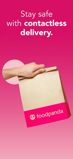 foodpanda - Local Food & Grocery Delivery 7 تصوير الشاشة