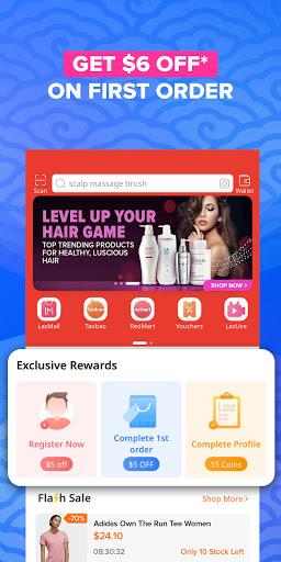 Lazada Singapore - #1 Online Shopping App 2 تصوير الشاشة