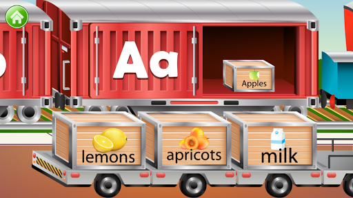 Learn Letter Names and Sounds with ABC Trains screenshot 5