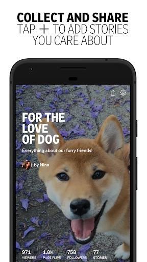 Flipboard - Latest News, Top Stories & Lifestyle screenshot 6