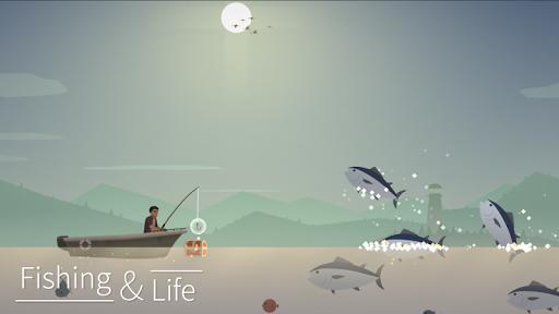 Fishing and Life 5 تصوير الشاشة
