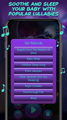 الأطفال أغاني النوم 2 تصوير الشاشة