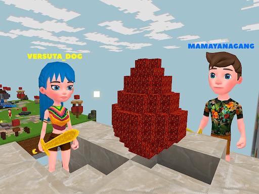 JurassicCraft: Free Block Build & Survival Craft screenshot 24