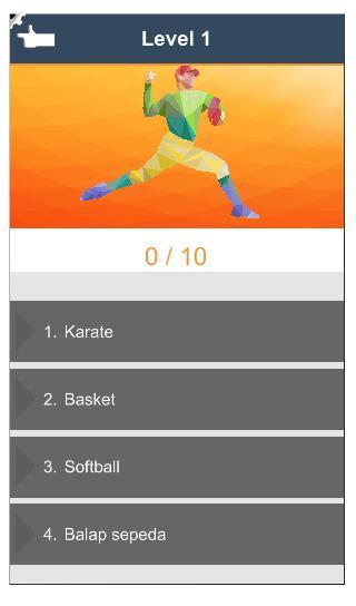 Olahraga Apa ? 3 تصوير الشاشة