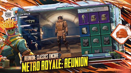 PUBG MOBILE: RESISTANCE screenshot 5