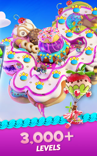 Cookie Jam Blast™ New Match 3 Game | Swap Candy screenshot 2