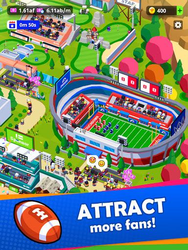 Sports City Tycoon - Idle Sports Games Simulator screenshot 12