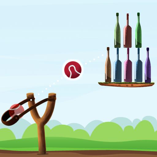 Bottle Shooting Game icon