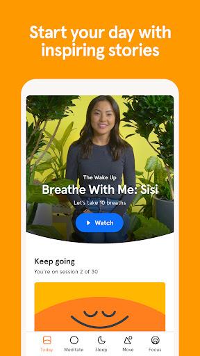 Headspace: Meditation & Sleep screenshot 6