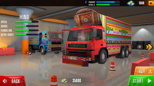 Kamyon Römorku - Kargo Kamyon Sürücüsü screenshot 1