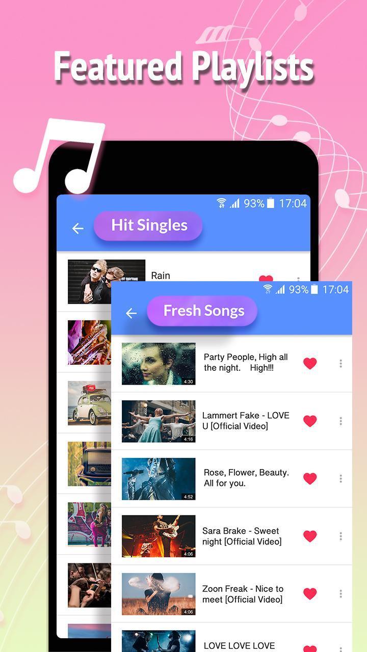 Free Music स्क्रीनशॉट 3