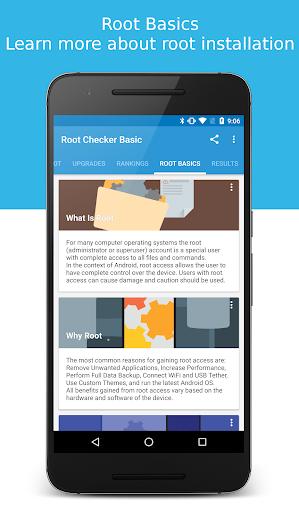 Root Checker скриншот 3