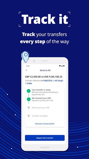 Xe – Currency Converter & Global Money Transfers screenshot 3