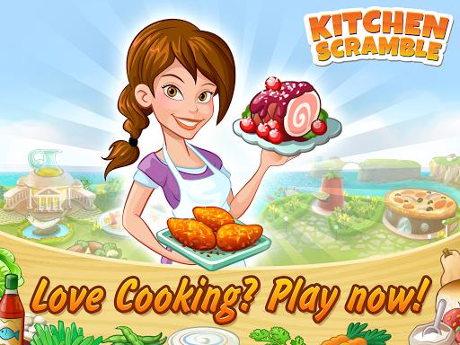 Kitchen Scramble: Cooking Game screenshot 1