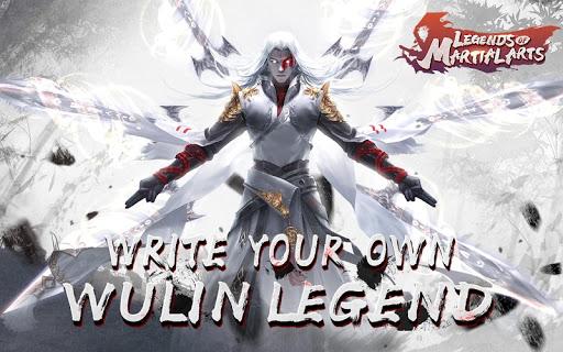 Legends of Martial Arts screenshot 1