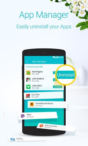 Booster & Cleaner - Keeps phone fast, Power saving screenshot 3
