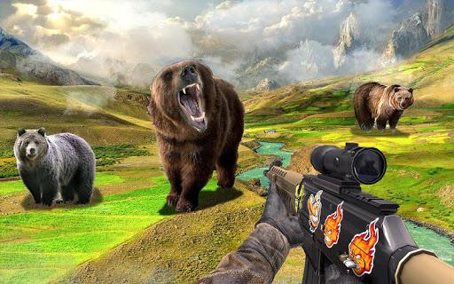 Wild Deer Hunter 3D :Wild Animal Shooting Games 5 تصوير الشاشة