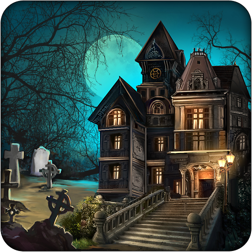 Ghost House Escape أيقونة