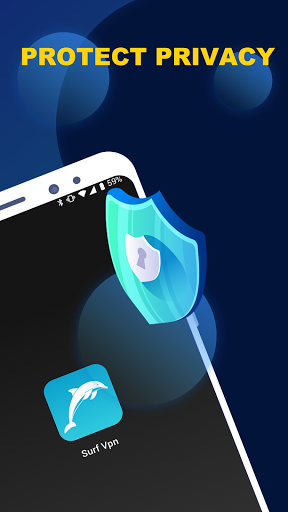 Surf - Free VPN for Tiktok, Cutout & Keyboard screenshot 7