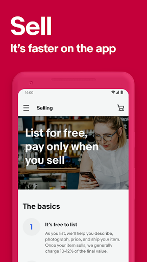 eBay - Buy, sell, and save money on your shopping screenshot 4