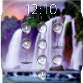 Water Drop - Lock Screen Pro icon