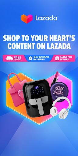 Lazada Singapore - Online Shopping App screenshot 1