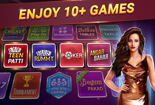 Teen Patti Gold - 3 Patti & Rummy & Poker 2 تصوير الشاشة