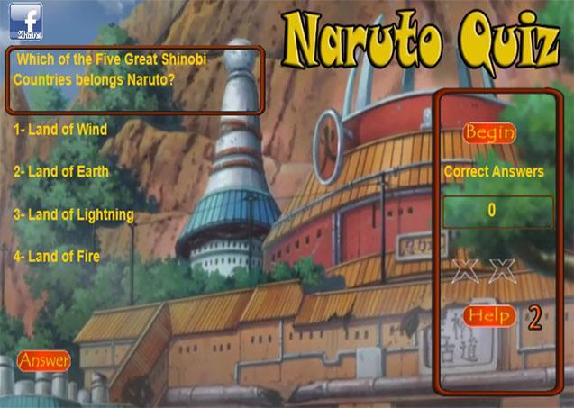 Quiz for Naruto screenshot 3